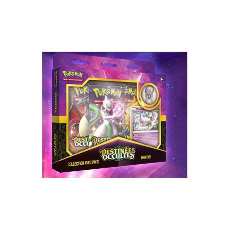 Coffret Pokémon Pin's Mewtwo