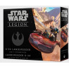 Star Wars : Légion - Landspeeder X-34