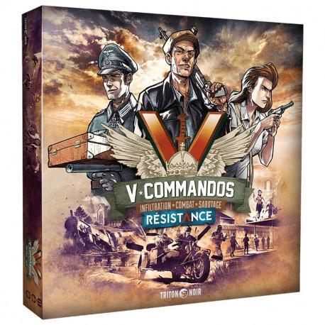 V-Commandos - Résistance