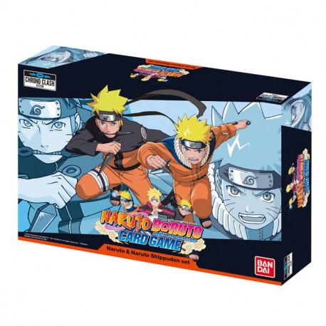 Naruto Boruto : le jeu de cartes