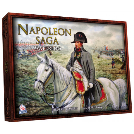 Napoleon Saga : Waterloo