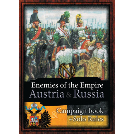 Napoleon Saga : Extension Austro-Russe