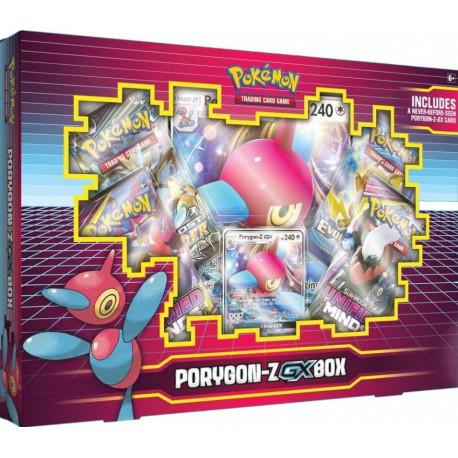 Coffret Pokémon Porygon-Z-GX