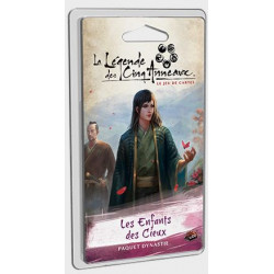 La Légende des Cinq Anneaux LCG - Les Enfants des Cieux