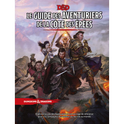D&D 5 - Le Guide des Aventuriers de la Côte des Epées