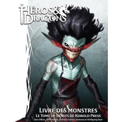 Héros & Dragons: Livre des Monstres