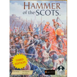 Hammer of the Scots 3eme édition Deluxe