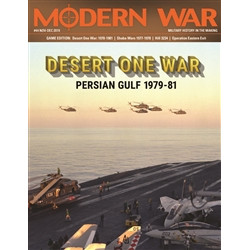 Modern War n°44 - Desert One War