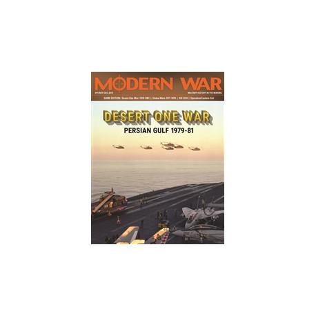 Modern War n°44 - Desert One War