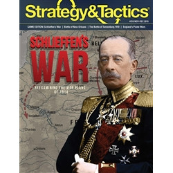 Strategy & Tactics 319 : Schlieffen's War