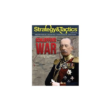Strategy & Tactics 319 : Schlieffen's War