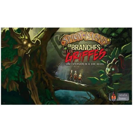 Spirit Island : Branch & Claw VF