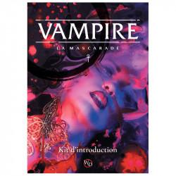 Vampire la Mascarade V5 - Kit d'introduction