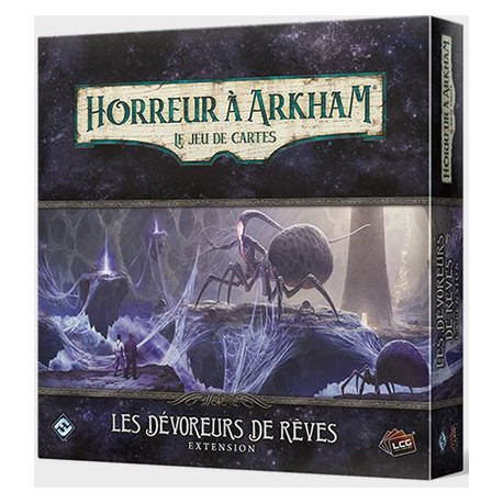 Horreur à Arkham LCG - Les Dévoreurs de Rêves