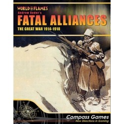 Fatal Alliances: The Great War - used