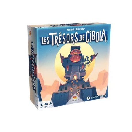 Les trésors de Cibola