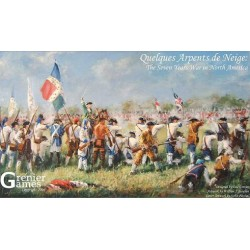 Quelques Arpents de Neige - The Seven Years war in North America