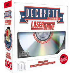 Decrypto : extension Laser Drive