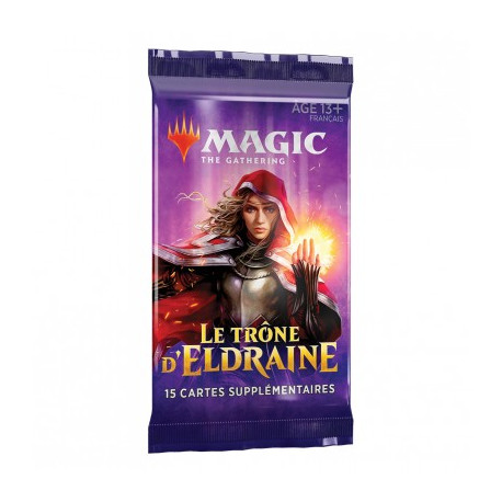 Magic the Gathering : Le Trône d'Eldraine - Booster
