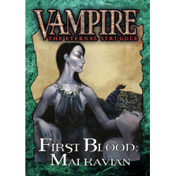 V:TES - First Blood: Malkavian