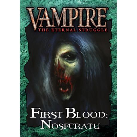V:TES - First Blood: Nosferatu