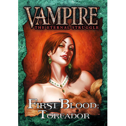 V:TES - First Blood: Toreador