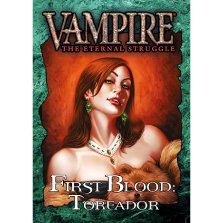 V:TES - First Blood: Toreador