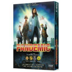 Pandémie - nouvelle édition - jeu de société