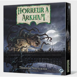 Horreur à Arkham - Terreurs Nocturnes