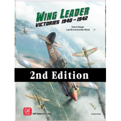 Wing Leader: Victories 1940-1942 - 2nd edition