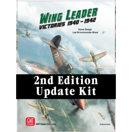 Wing Leader: Victories - 2nd edition - update kit