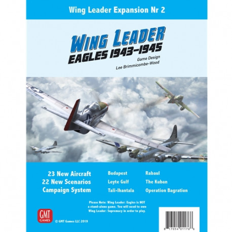 Wing Leader: Supremacy : Eagles Expansion