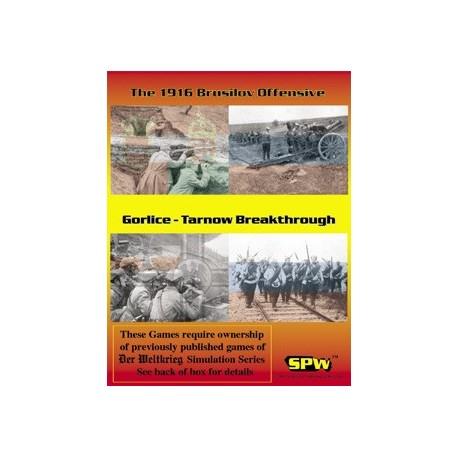 Der Weltkrieg - Gorlice Tarnow Breakthrough