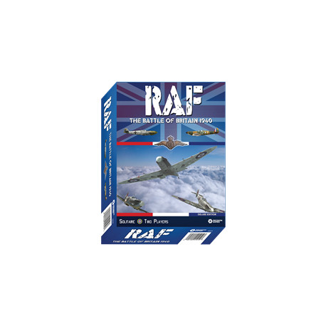 RAF : The Battle of Britain 1940 - Deluxe edition