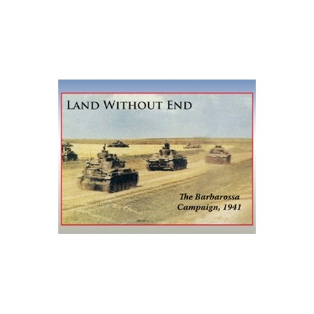 Land Without End - Decision Games