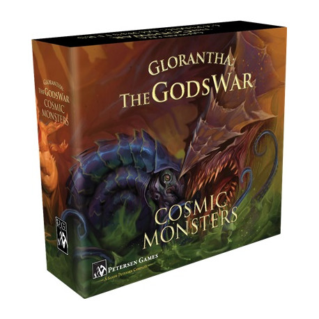 Glorantha - Extension Monstres Cosmiques