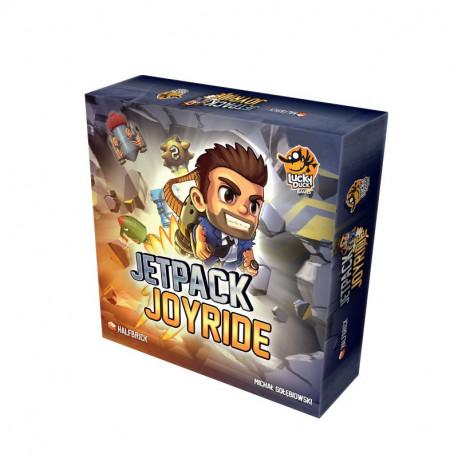 Jetpack Joyride - le jeu de plateau