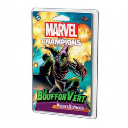 Marvel Champions : Le Jeu de Cartes - Paquet Héros Captain America