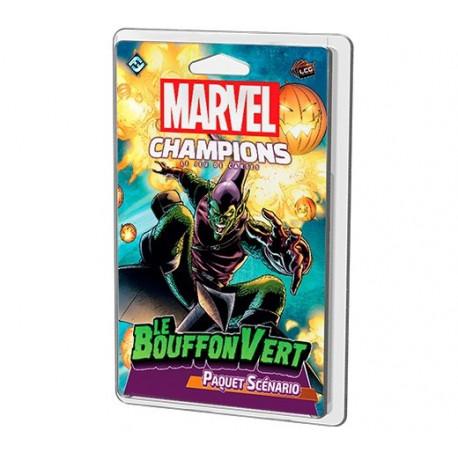 Marvel Champions : Le Jeu de Cartes - Paquet Scénario Le Bouffon Vert