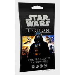 Star Wars Legion Paquet de Cartes Amélioration
