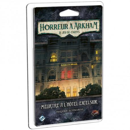 Horreur à Arkham LCG - Meurtre à l'Hôtel Excelsior