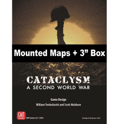Cataclysm : Mounted maps + boite