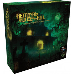Betrayal at House on the Hill French edition