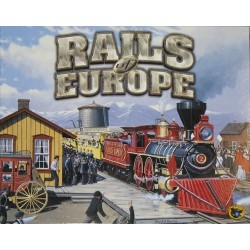 Rails of Europe - Fred Games