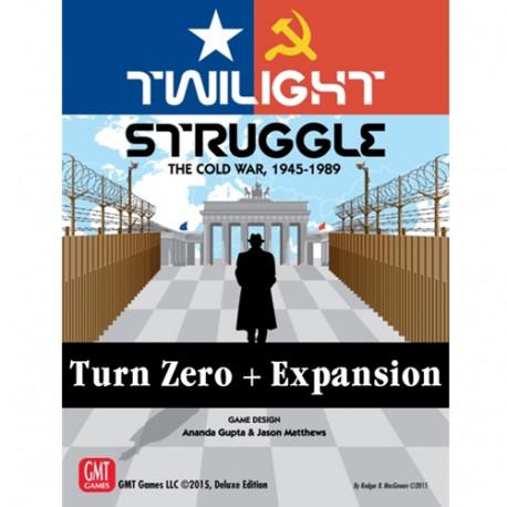 Twilight Struggle - Turn Zero