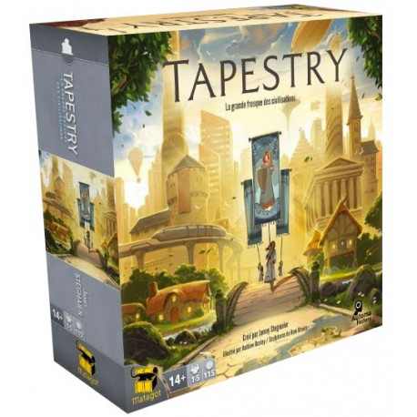 Tapestry - French version