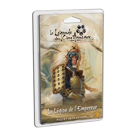 La Légende des Cinq Anneaux LCG - La Légion de l'Empereur