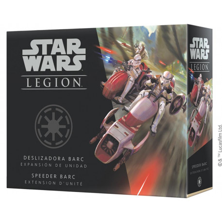 Star Wars Legion Speeder BARC