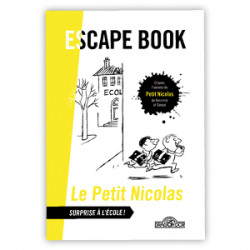 Escape Book Junior : Le petit nicolas