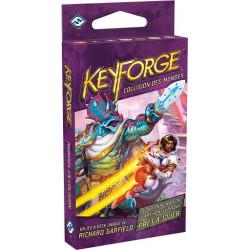 Keyforge : Deck Collision des Mondes